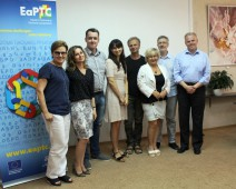 EaPTC Communication experts' meeting in Kyiv_11-12 JULY 2017